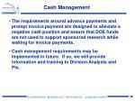 cash management2