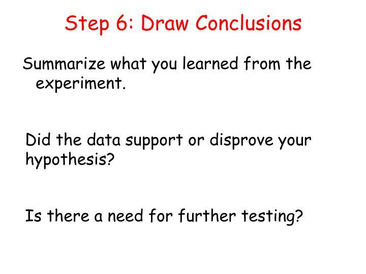 Step 6: Draw