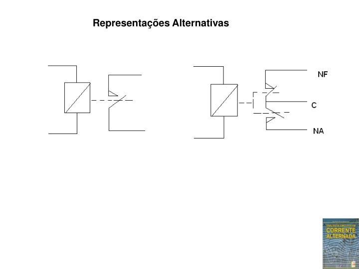 Representações Alternativas