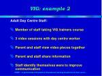vig example 2