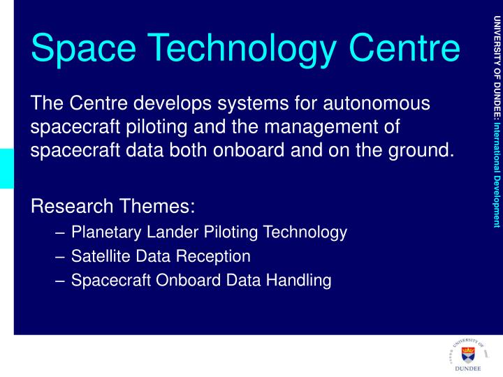 Space Technology Centre