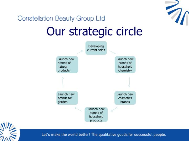 Our strategic circle