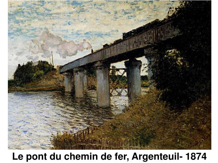 Ppt claude monet powerpoint presentation id 1806824 for Imag fer forget argenteuil
