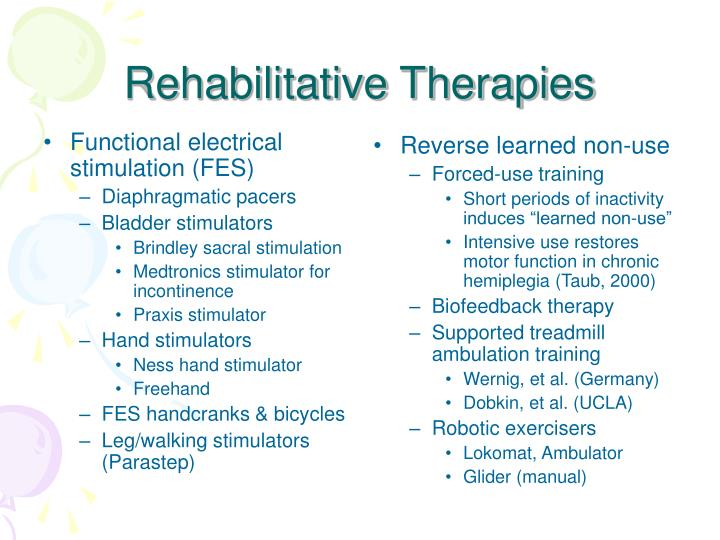 Functional electrical stimulation (FES)
