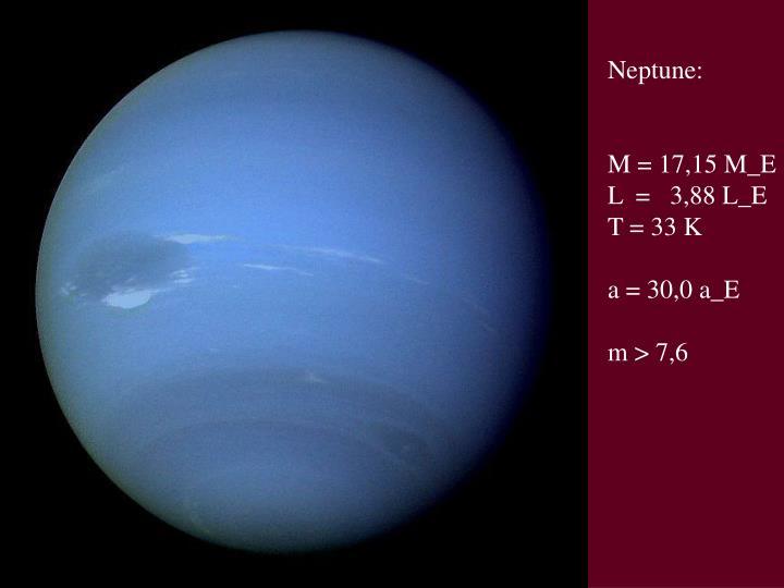Neptune: