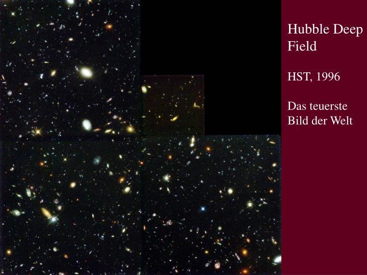 Hubble Deep