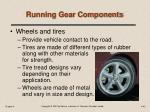 running gear components3