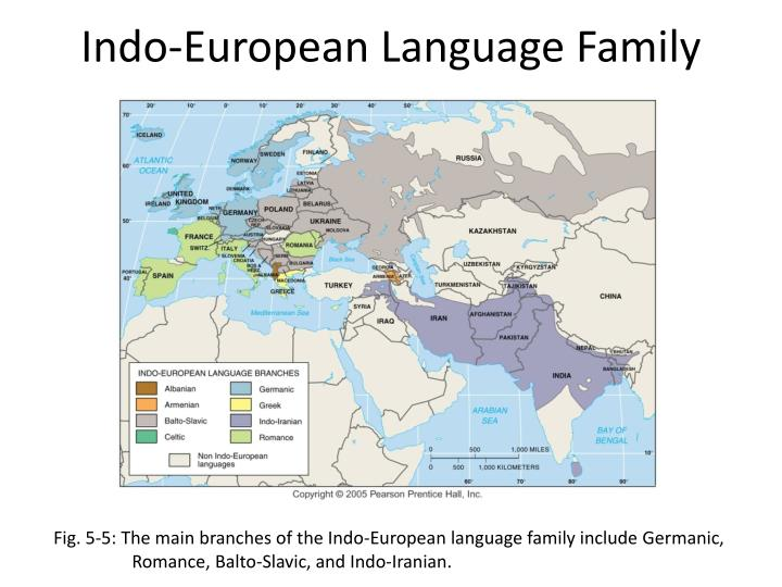 Indo-European Language Family