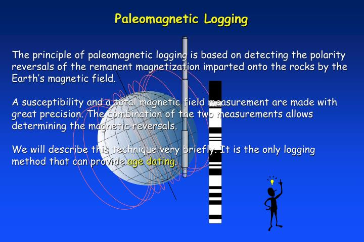Paleomagnetic Dating Is Based On The Fact That
