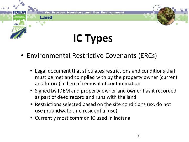 IC Types