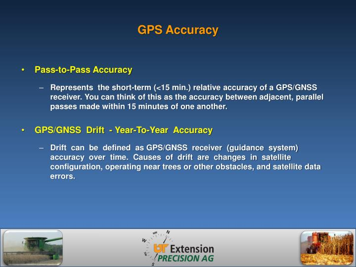GPS Accuracy