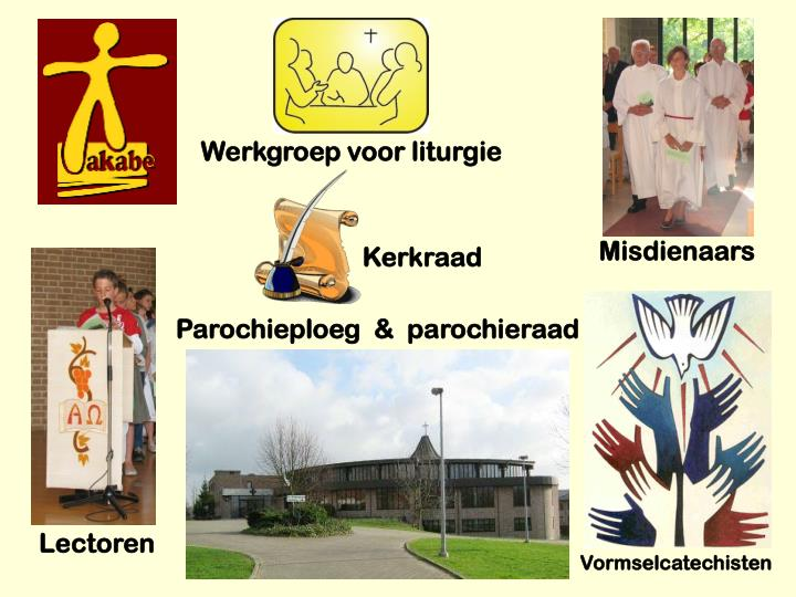Werkgroep voor liturgie