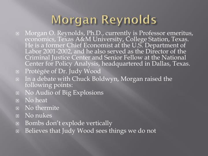 Morgan Reynolds