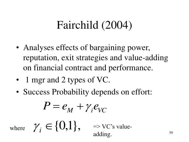 Fairchild (2004)