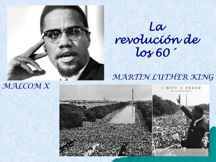 La revolución de los 60´