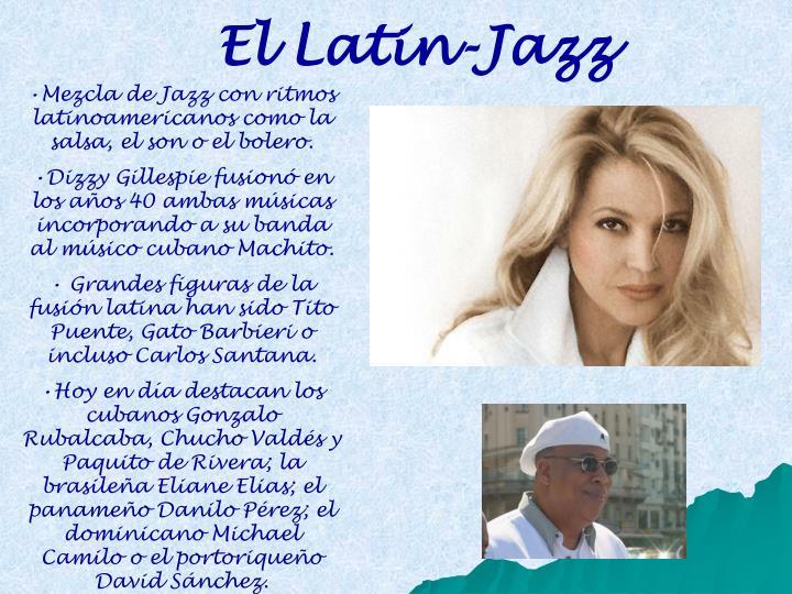 El Latin-Jazz