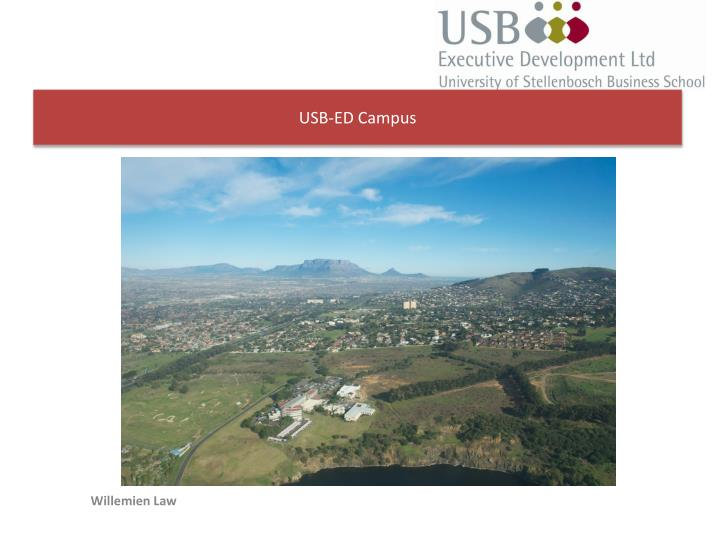 USB-ED Campus