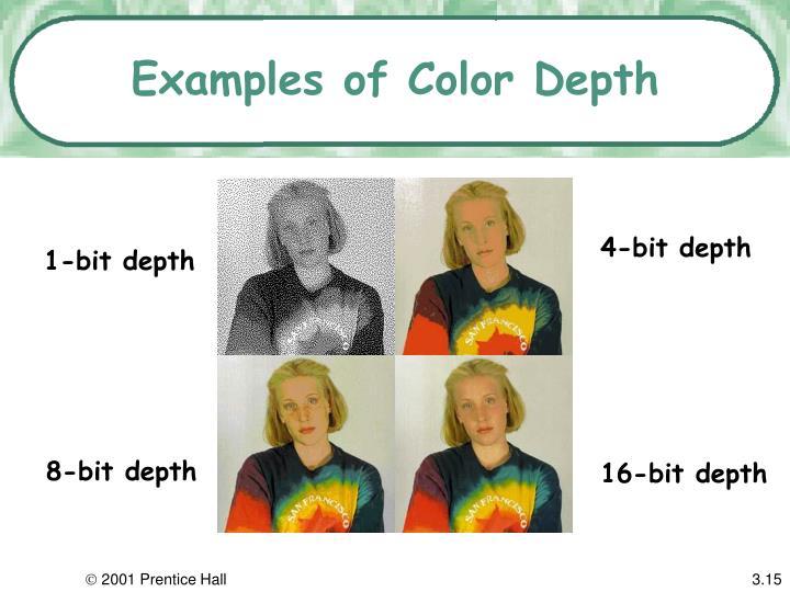 4-bit depth