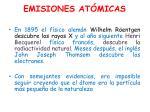 emisiones at micas