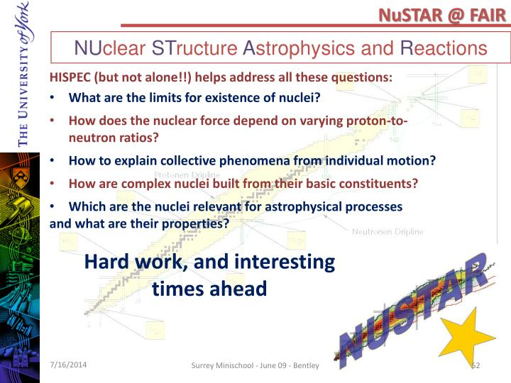 HISPEC (but not alone!!) helps address all these questions: