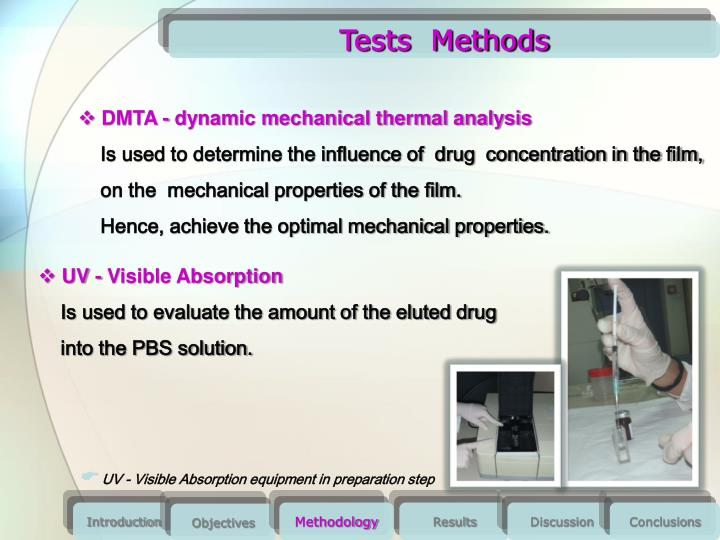 Tests  Methods