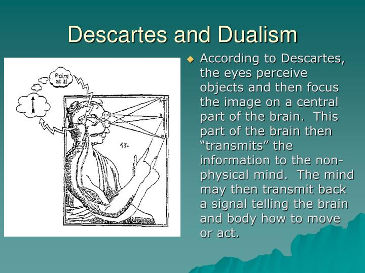 Descartes and Dualism