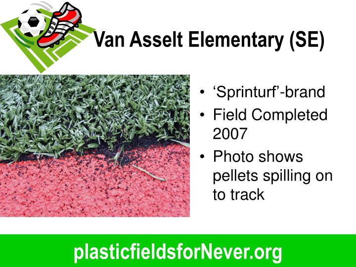 Van Asselt Elementary (SE)