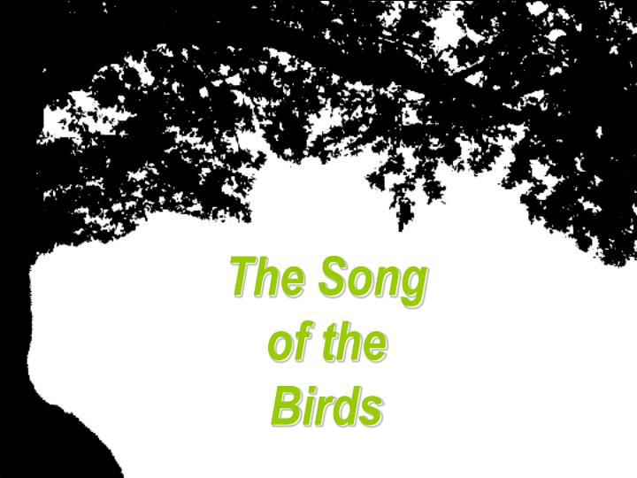 The Song of the Birds