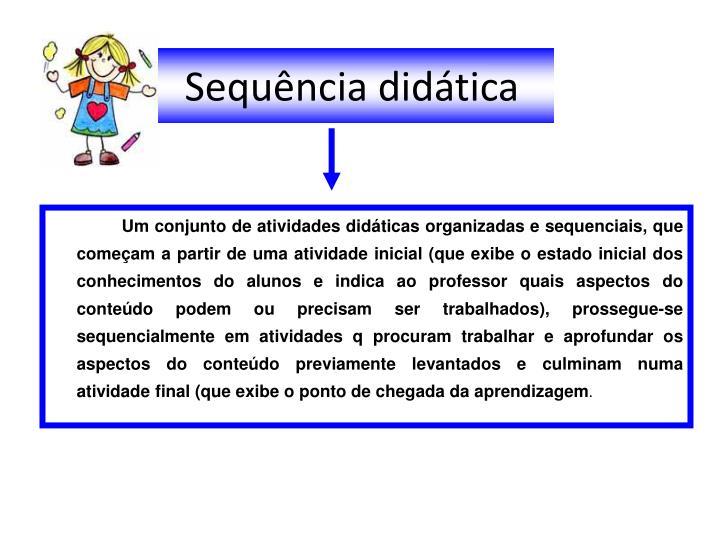 Sequência didática