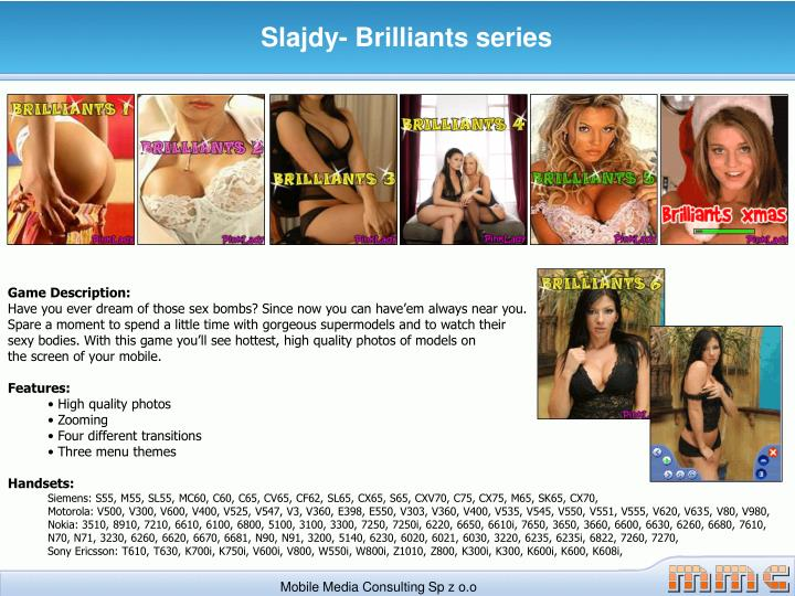 Slajdy- Brilliants series