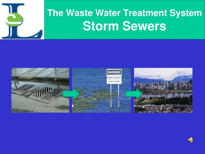 The Waste Water Treatment System