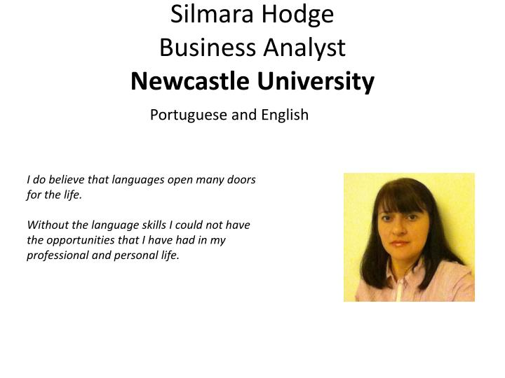 Silmara Hodge