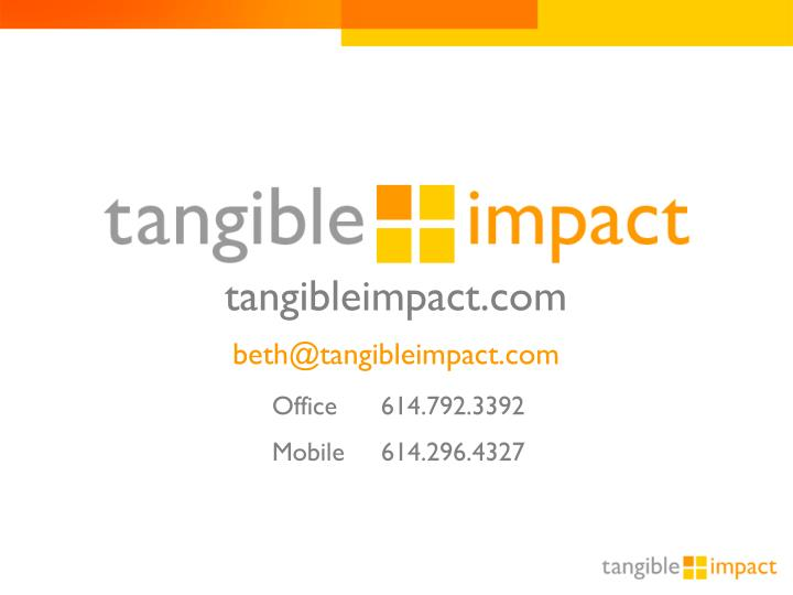 tangibleimpact.com