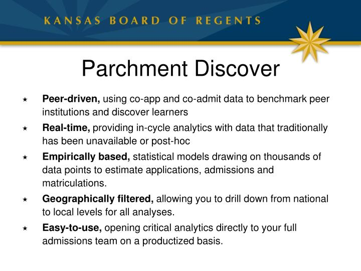 Parchment Discover