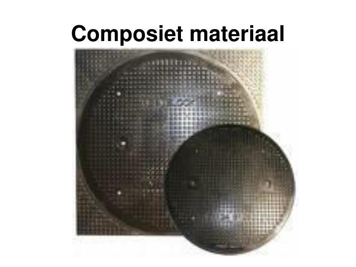 Composiet materiaal