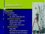 gibberellins4