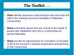 the toolkit1