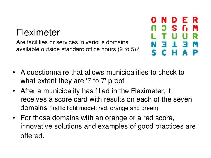 Fleximeter