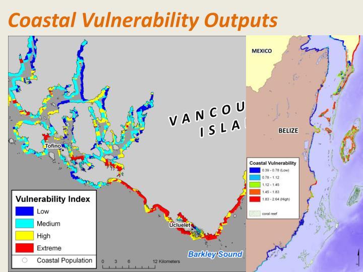 Coastal Vulnerability