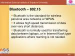 bluetooth 802 15