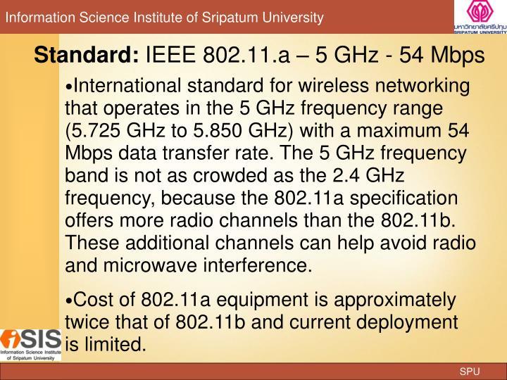 International standard