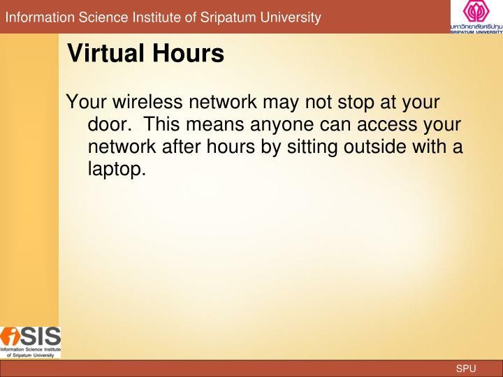 Virtual Hours