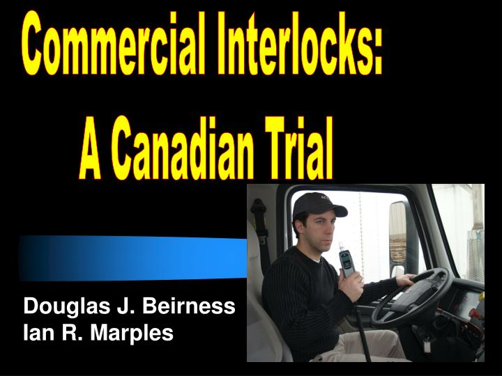 Commercial Interlocks: