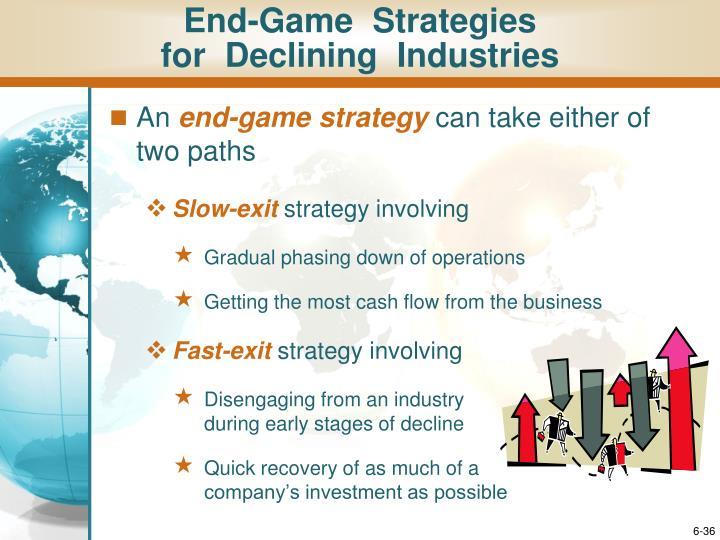 End-Game  Strategies