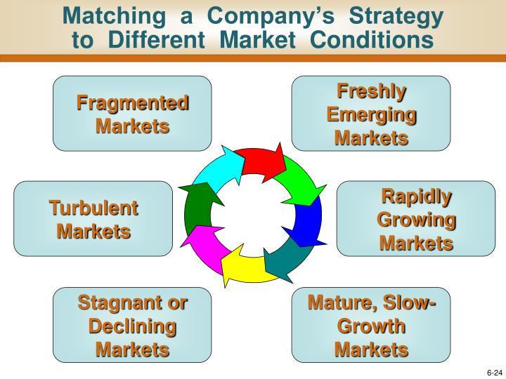 Matching  a  Company's  Strategy