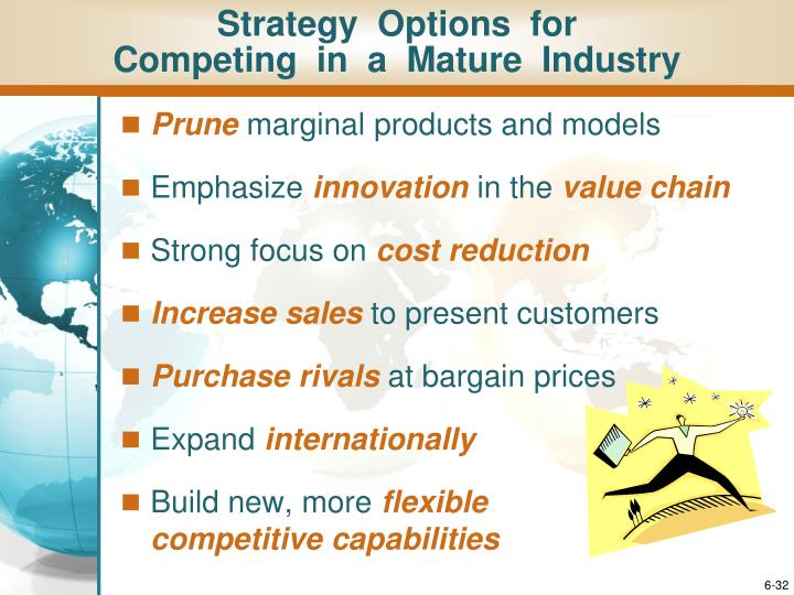 Strategy  Options  for
