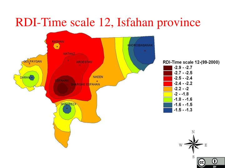 RDI-Time scale 12, Isfahan province