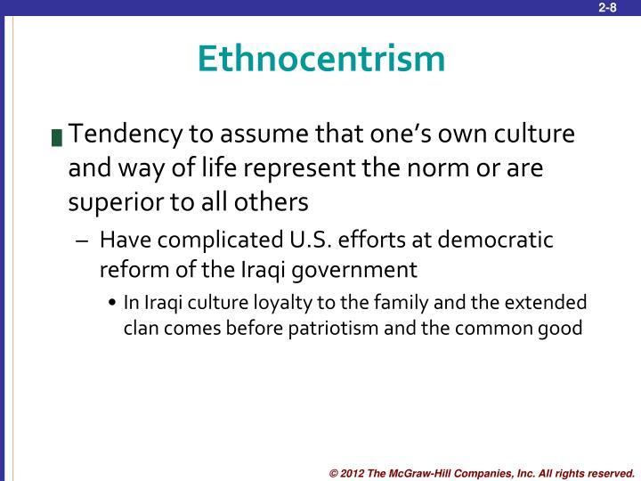Ethnocentrism