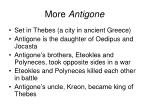 more antigone