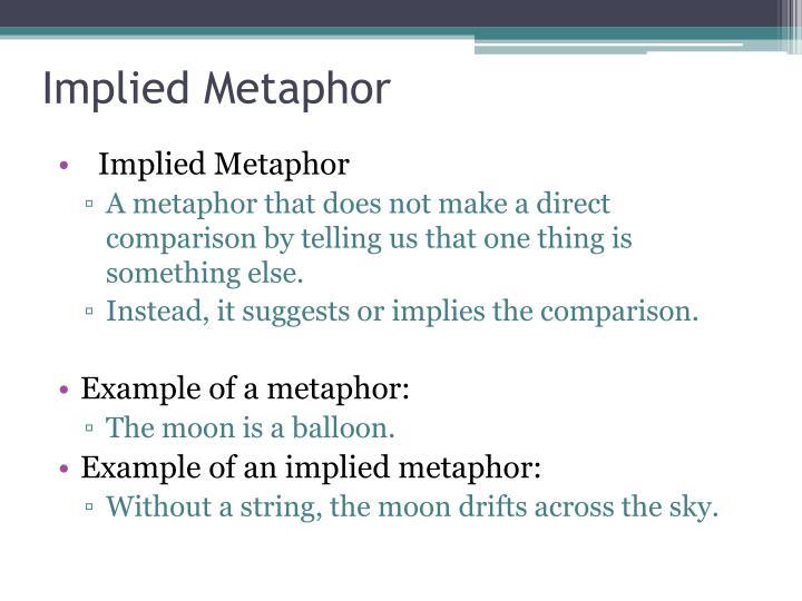 Direct Metaphor Definition Idealstalist